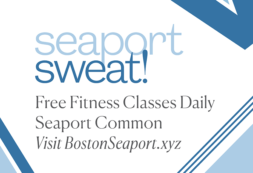 Seaport Sweat Returns