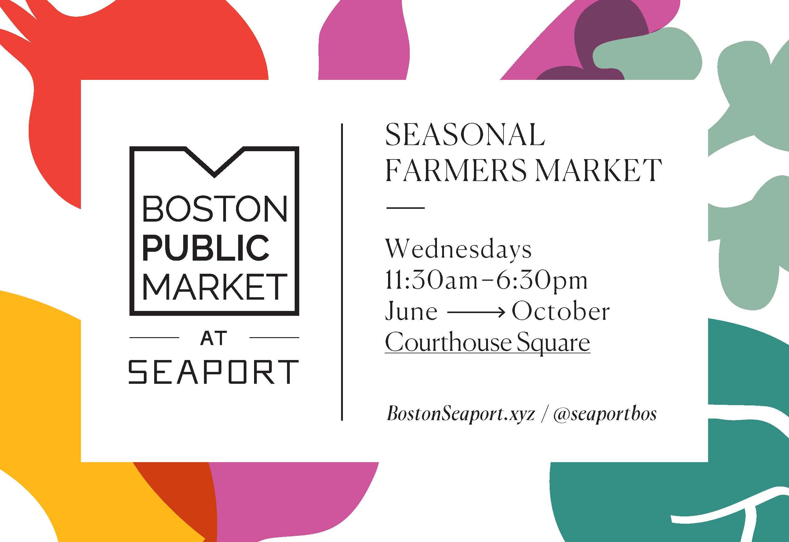 Boston Public Market at Seaport
