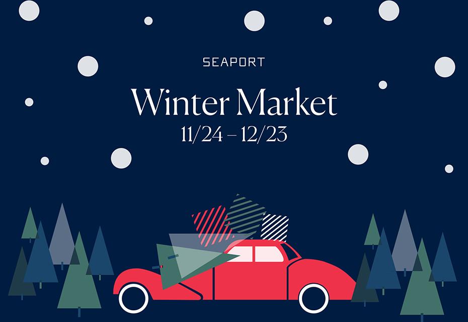 Seaport Winter Market