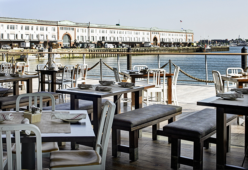 Seafood Restaurants In The Seaport District Boston
