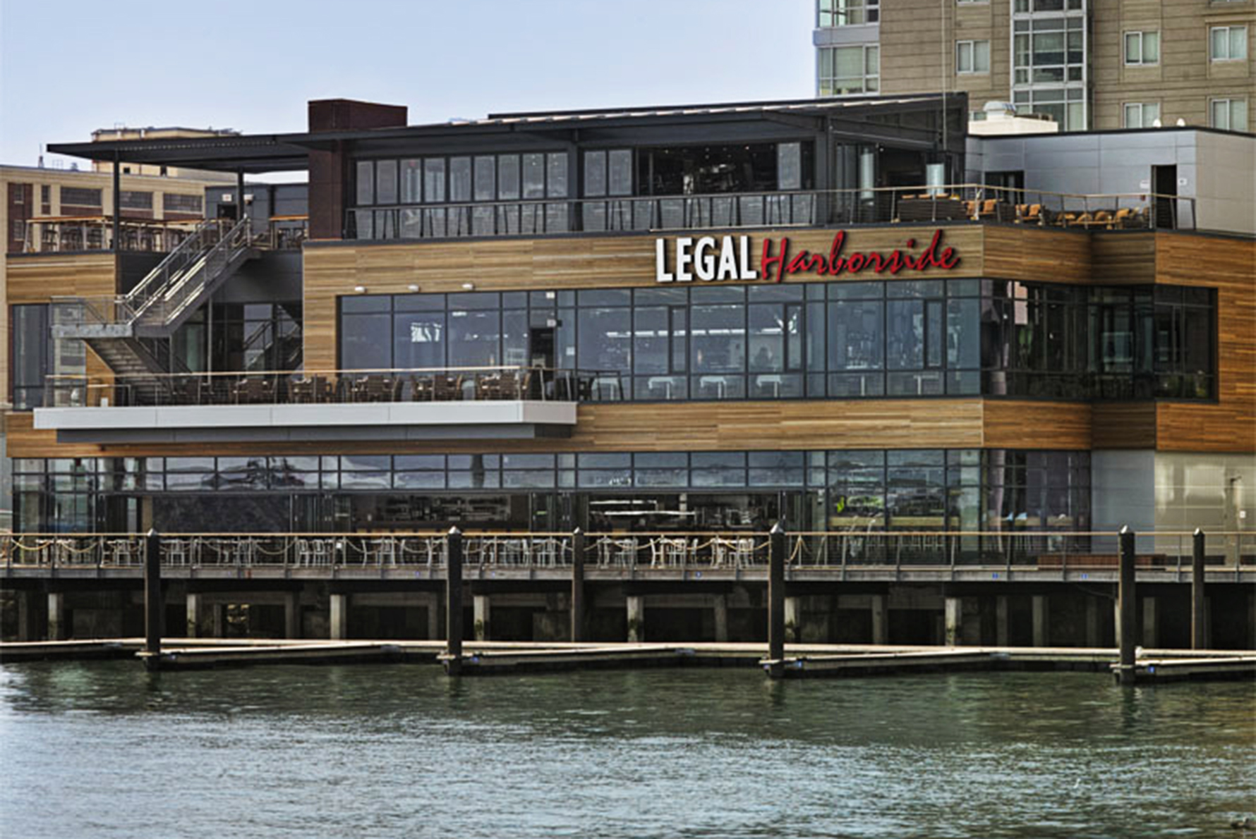 Boston Seaport Legal Harborside