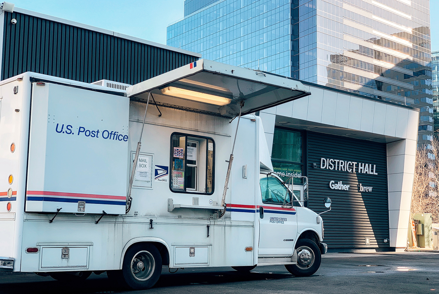 Boston Seaport | United States Postal Service